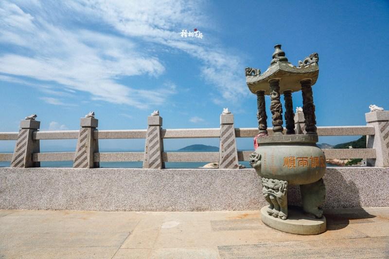 8 每座島上都會有的廟宇