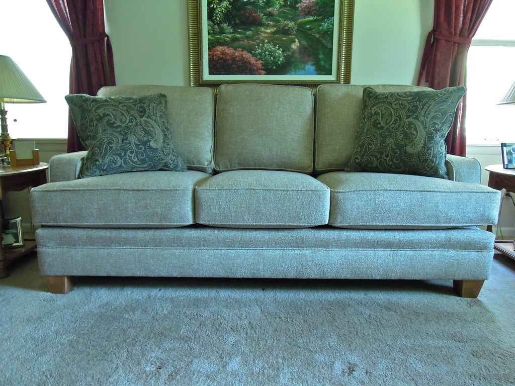 sofas for 5000 how to make a sleeper sofa mattress comfortable series loose pillow back cushions tapered legs