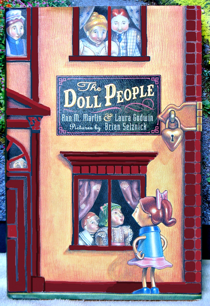 The Doll People  The Doll People by Ann M Martin  Laura G  Flickr