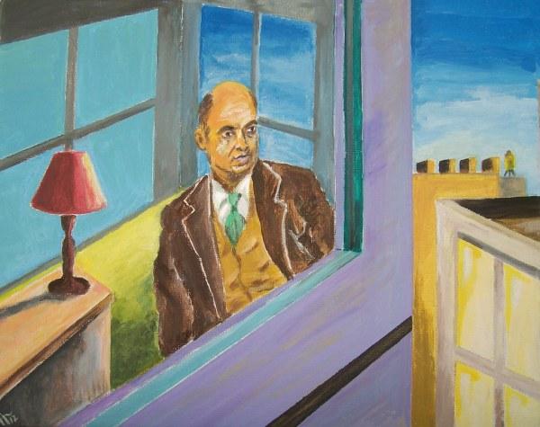 Edward Hopper Portrait Of Famous American Artist