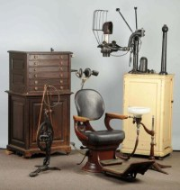 Old dentist chair | Dentist chairs 1800's | Health Tourism ...
