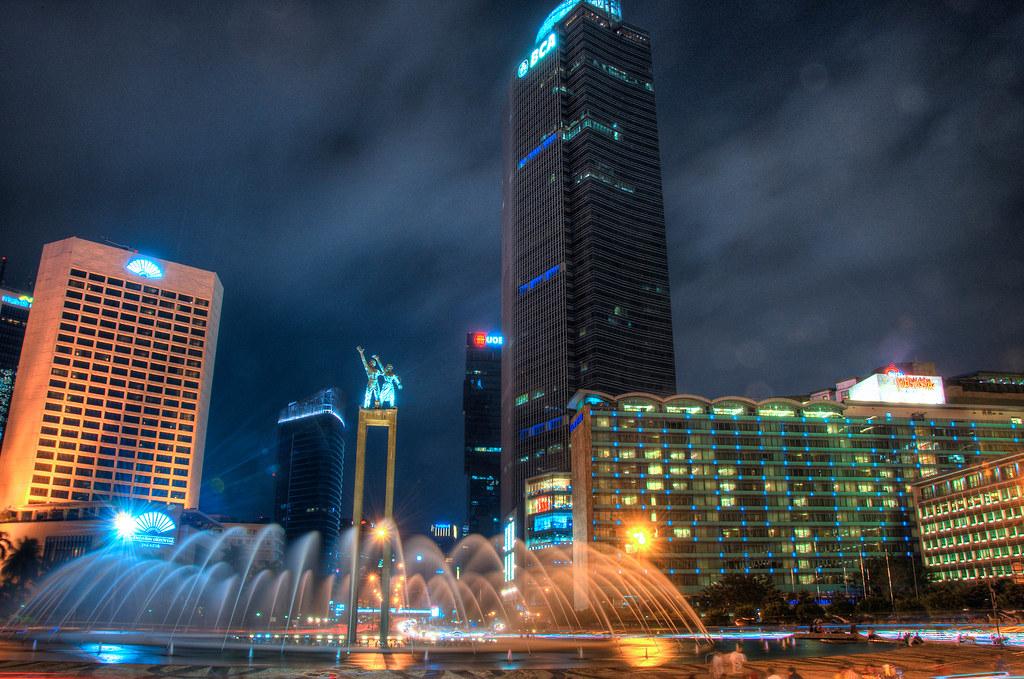Bundaran HI  Wei Lee  Flickr