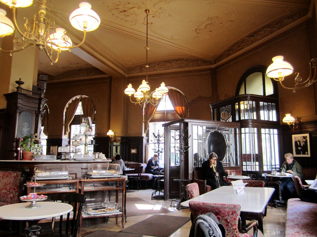 Cafe Sperl  La Citta Vita  Flickr