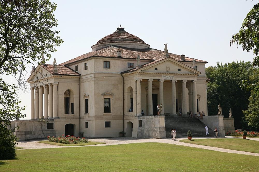 Villa Capra - Andrea Palladio