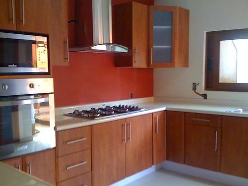 Cocina integral color encino  JJ Cocinas Integrales  Flickr