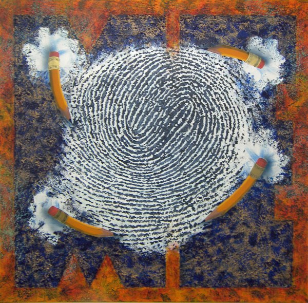Daniel Archambault- Reinvented Art Tag Cornwall