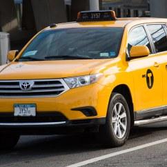 Toyota All New Camry 2012 Club York City Nyc Taxi Cab: Highlander | Tor Flickr