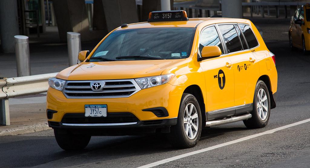 all new camry grand avanza modif velg york city nyc taxi cab: toyota highlander | tor flickr