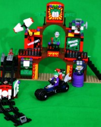 DC Universe Lego Batman: The Dynamic Duo Funhouse Escape ...