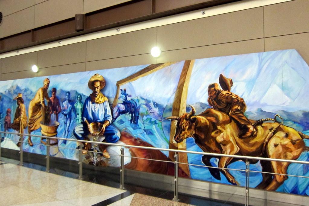 Denver Denver International Airport Mile High And Risin