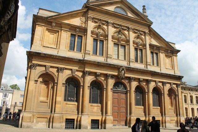 Teatro sheldonian