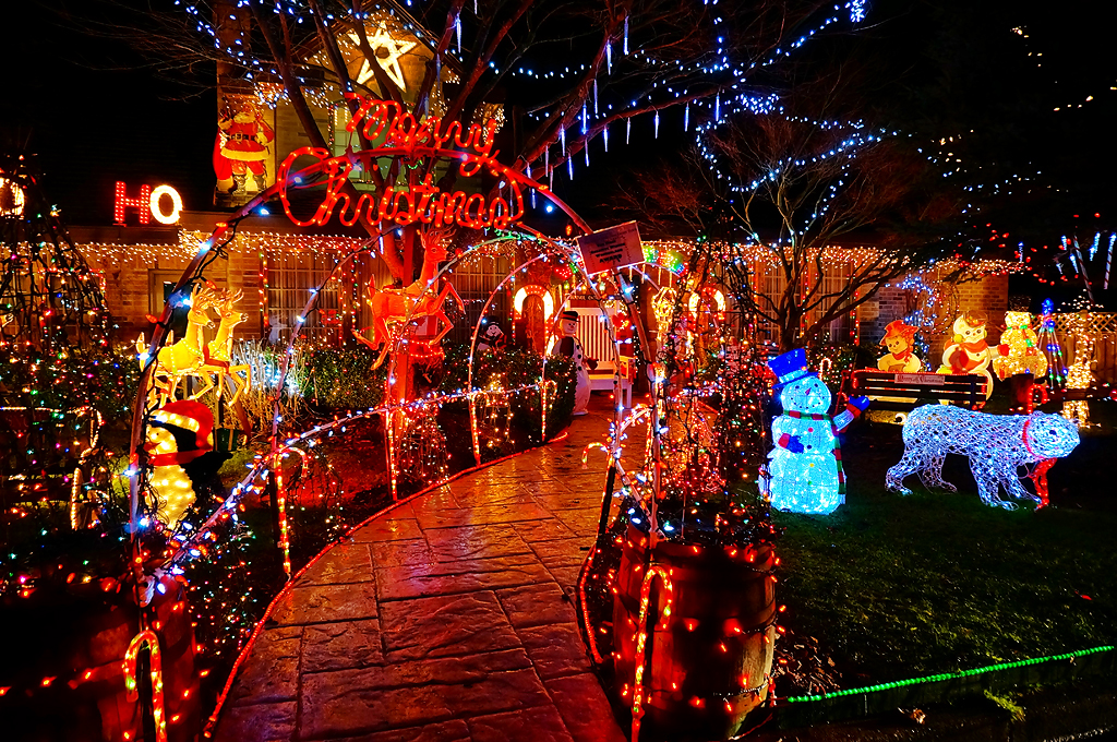 The Most Decorated House In Richmond BC The Most