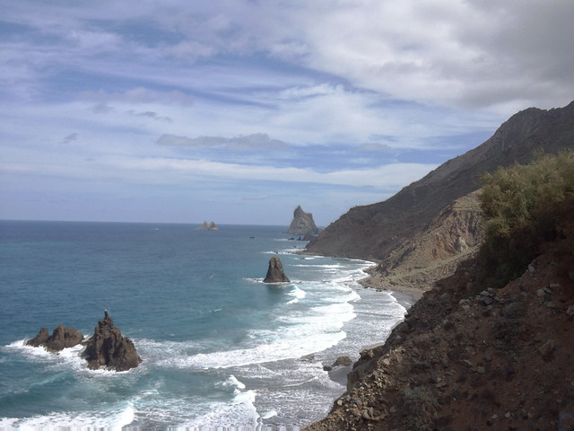 Enjoy the dramatic scenery of Tenerife