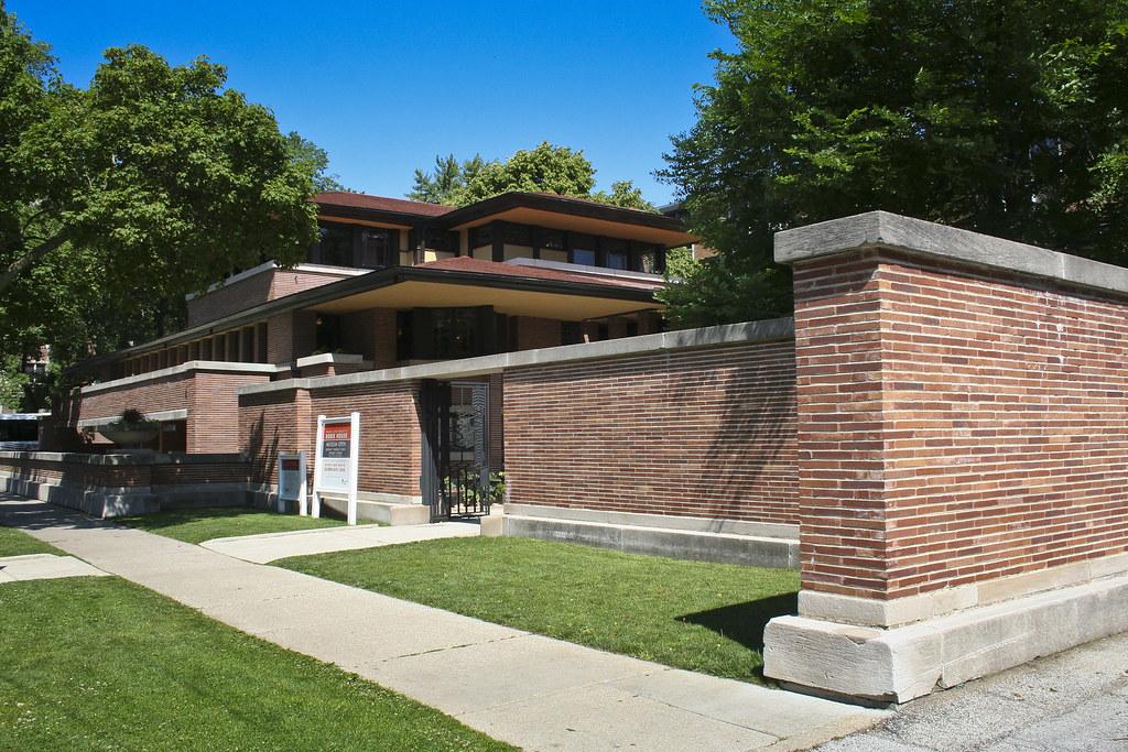 Frank Lloyd Wright  Robie House  Frank Lloyd Wright  Robi  Flickr