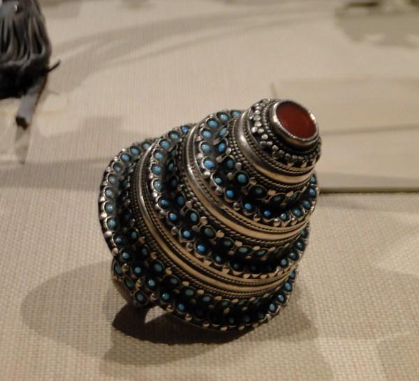 Ring Afghanistan Turkmen Jewelry Metropolitan Museum Of