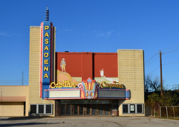 Pasadena Texas Theater