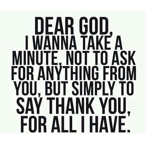 Give thanks and count thy blessings daily! #quotes #wisdom