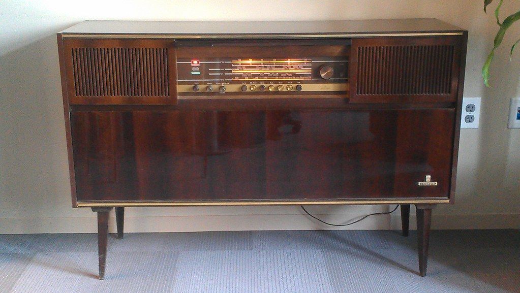 Grundig Ks620u Stereo Console This 1965 Stereo Has A