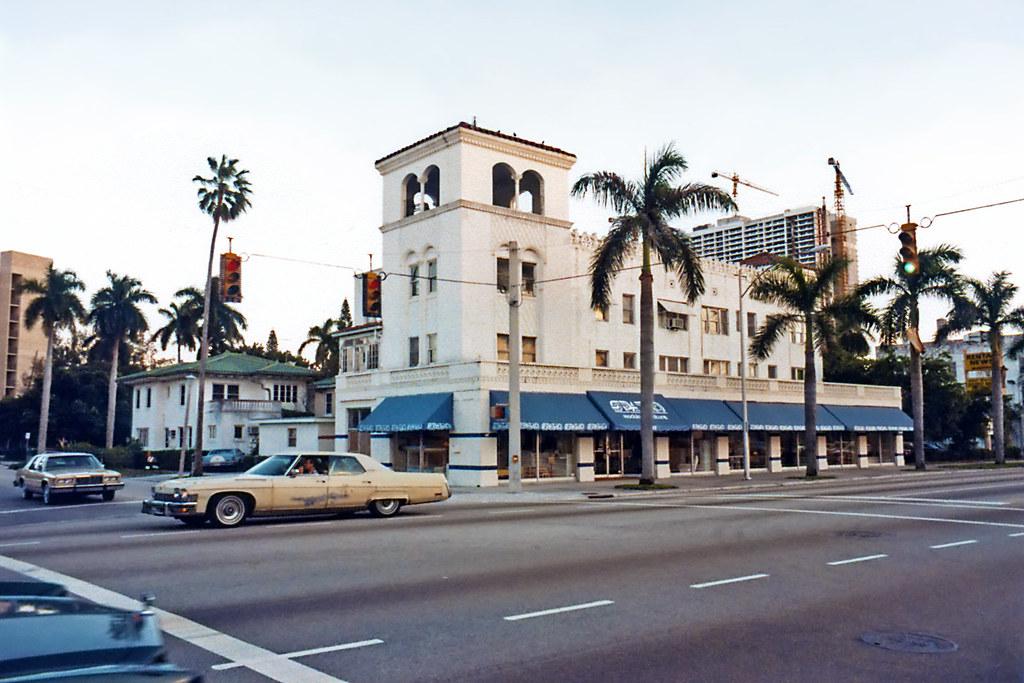 Priscilla Apartments Edgewater Miami 1984  The