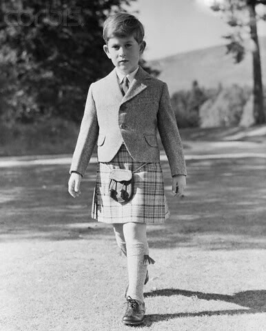 1958 The Duke of Rothesay Prince Charles photos wearing t