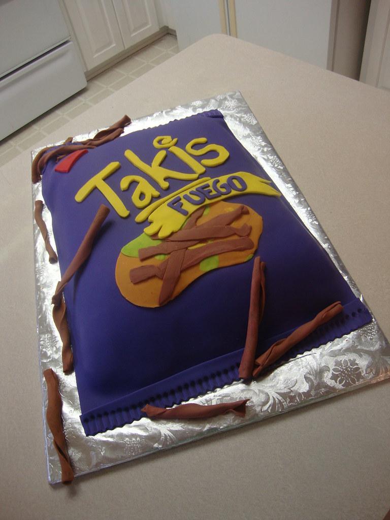 Takis Cake Sweet Creations Flickr