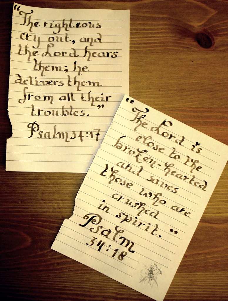 Psalm 341718  NEWS OF PEACE  Flickr