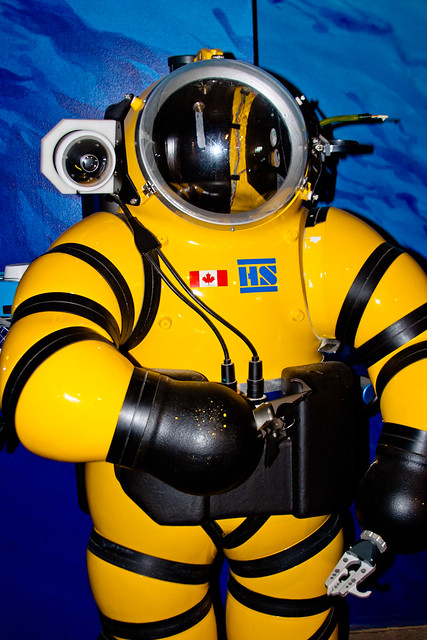 CU439 Deep Sea Diving Suit  Flickr  Photo Sharing