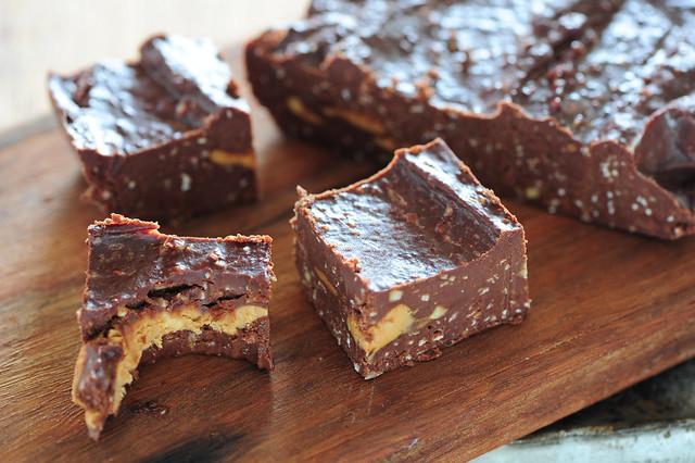 5 peanut butter chocolate fudge-3