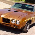 1970 pontiac gto judge ramair iii in palomino copper with sandlewood