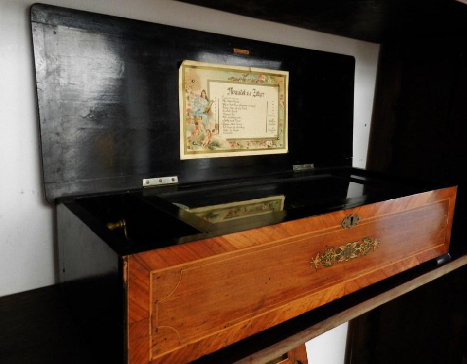 Museo Lara organillo musical Ronda Malaga 11