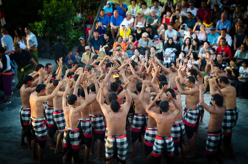 Kecak Dance, Bali