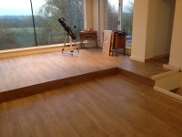 Lounge | Laminate flooring with large step in lounge area ...
