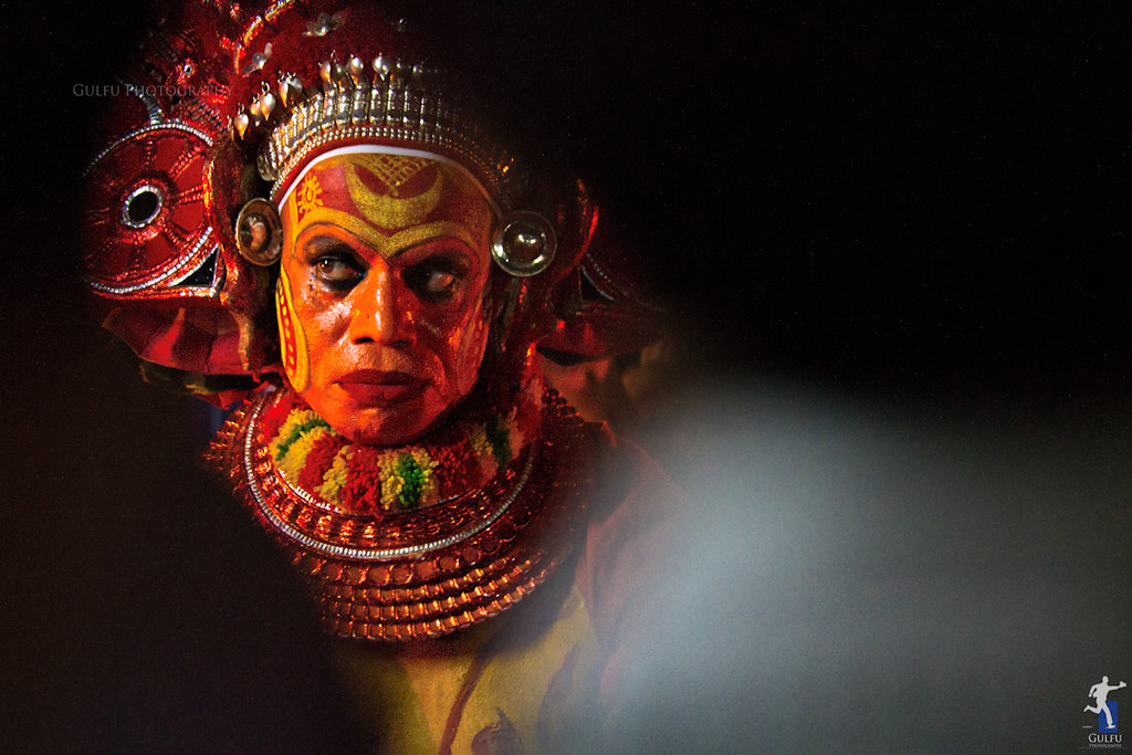 Dance Wallpaper 3d Bali Theyyam 3 No One Can Lie No One Can Hide Anything