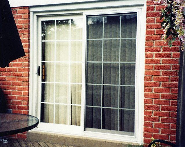 Patio Doors Replacement  Vinyl Sliding Patio Door  Flickr  Photo Sharing