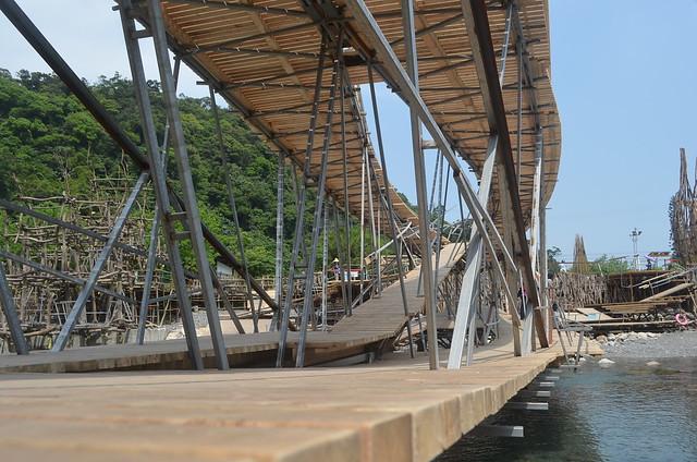 建築繁殖場 - 宜蘭綠色博覽會 - 種子橋+柳葉橋 - Photo 0035.JPG | Flickr - Photo Sharing!