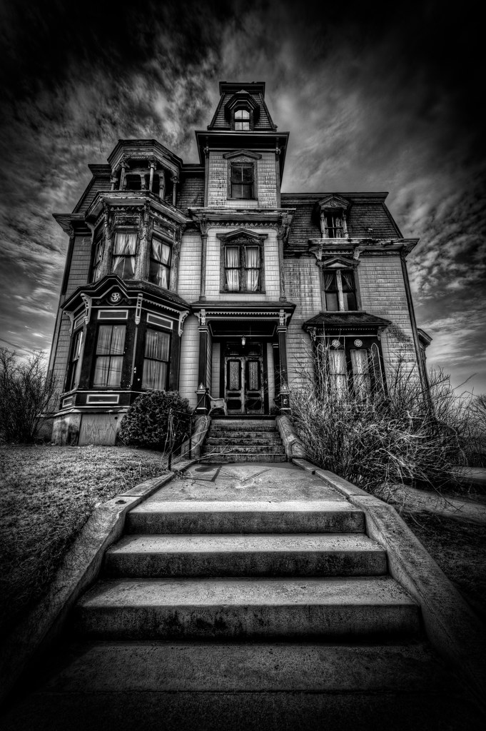 England Wallpaper Iphone 5 The Haunted Victorian Mansion My Facebook Photography