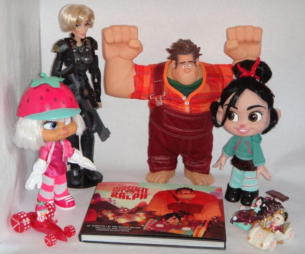 Disney Store Wreck-It Ralph Doll