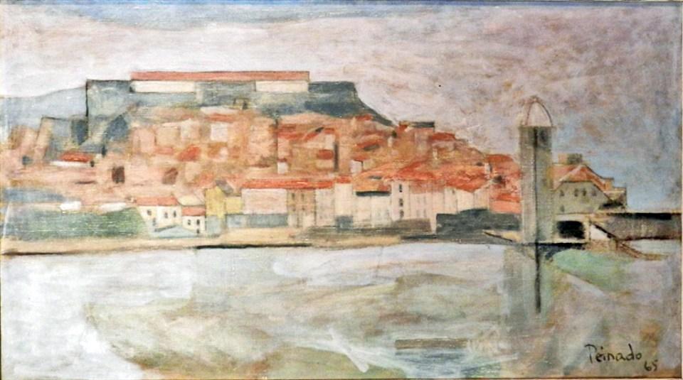 Collioure 1965 Museo Joaquin Peinado Ronda Malaga 03