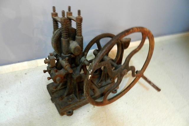 Fuengirola herramienta antigua Museo de la Ciudad Malaga 18