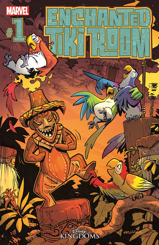 29532015392_c30f6001d3 ComicList Preview: ENCHANTED TIKI ROOM #1