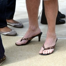 Closed Toed Shoes Definition