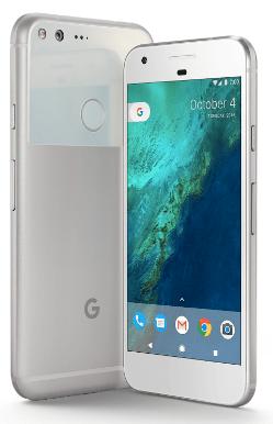 Google lanzó el Pixel en dos modelos. Su acabado metálico mono bloque, el sensor Pixel Pie, junto a otros atributos, hacen de este modelo de la plataforma Android, uno de los más avanzados.