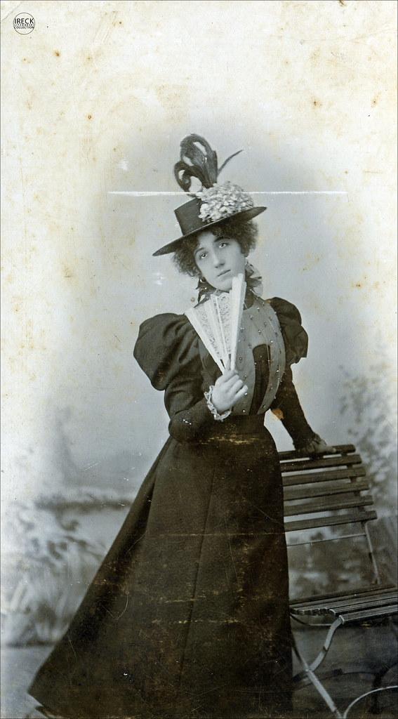 AtelierFoto eine chice Dame elegancka kobieta Lady moda M  Flickr