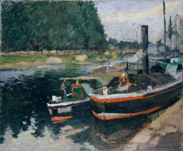 Pontoise Camille Pissarro