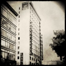 Hotel Cecil Skid Row Downtown Los Angeles La Isn