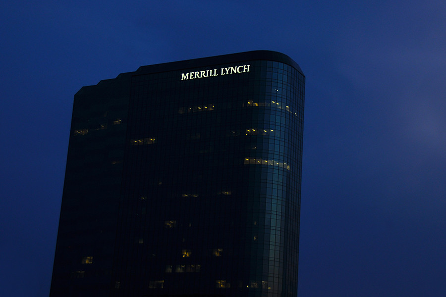 Dallas  Merrill Lynch Building  Why does it makes me