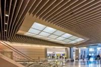 Acoustical Ceiling Baffles - McCarran Rent-A-Car Center ...