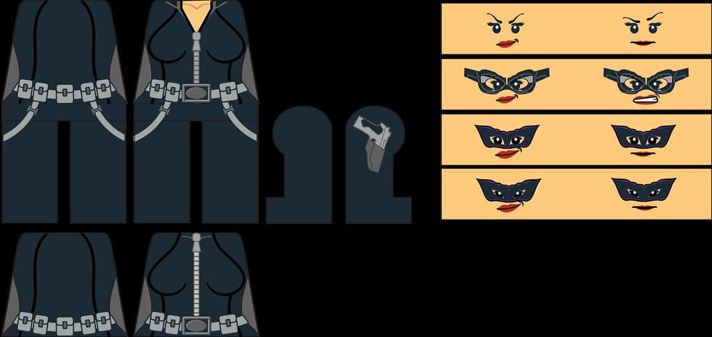 Catwomantdk  Decal for The Dark Knight Catwoman Its a