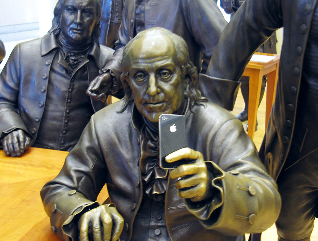 The Forefathers Of Invention Benjamin Franklin