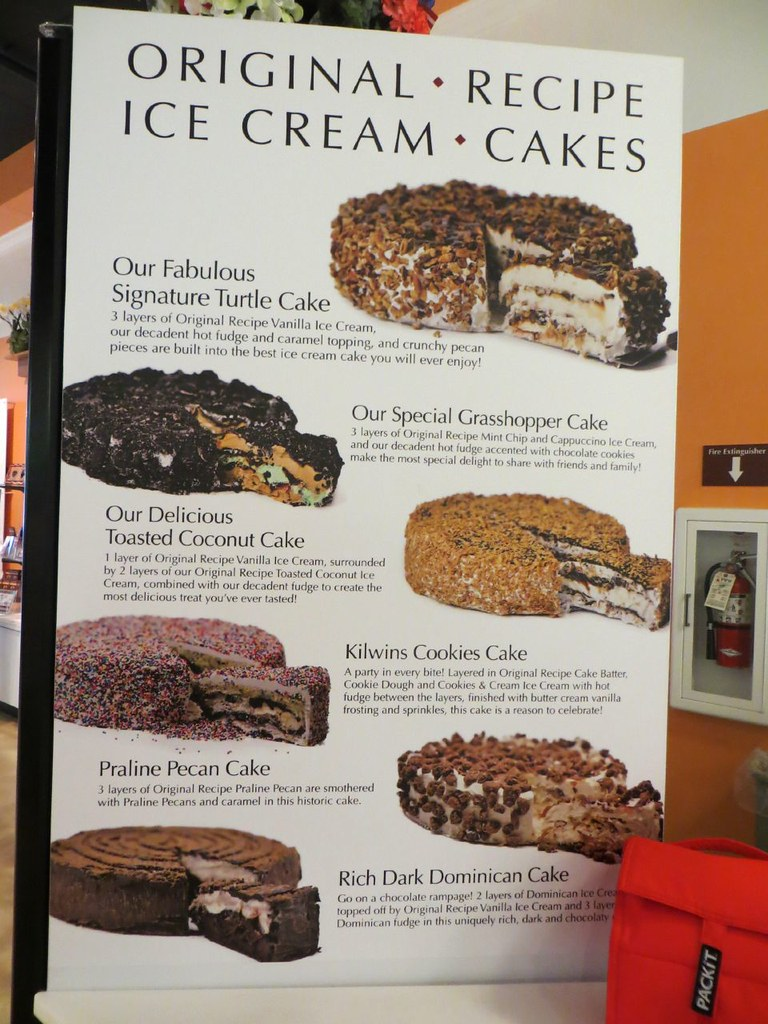 Kilwin S Ice Cream Cake Readontheroad Flickr